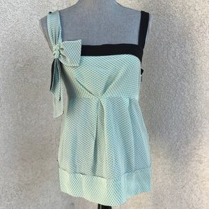 Marc By Marc Jacobs Sleeveless Blouse